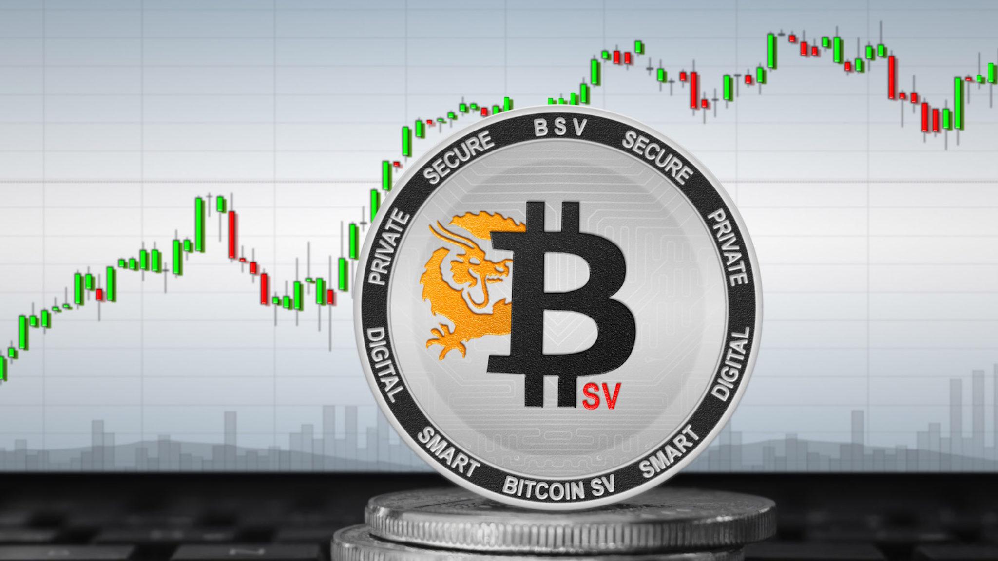 Bitcoin SV header image